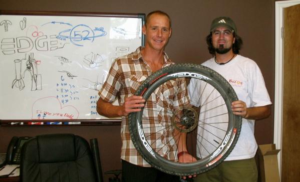 edge wheels Jason Schiers