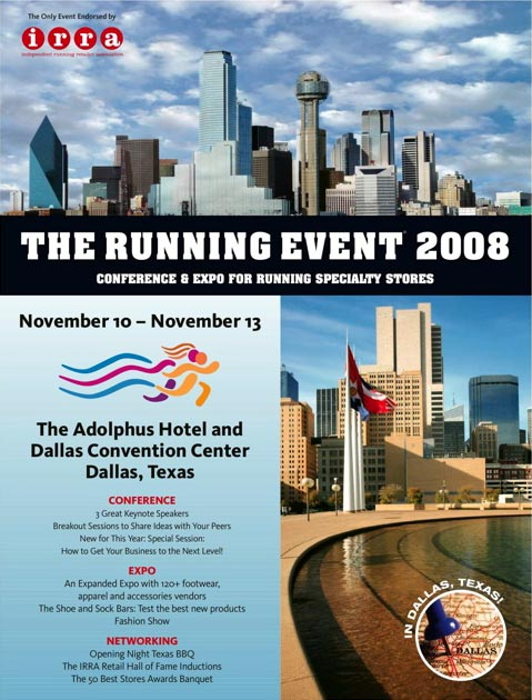 the running event dallas texas 2008
