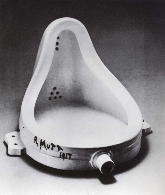 marcel duchamp  fountain