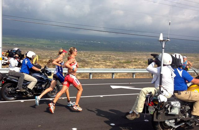 caroline-steffen-and-leanda-cave-elbow-to-elbow-with-3km-to-go-ironman-kona-2012-conrad-stoltz