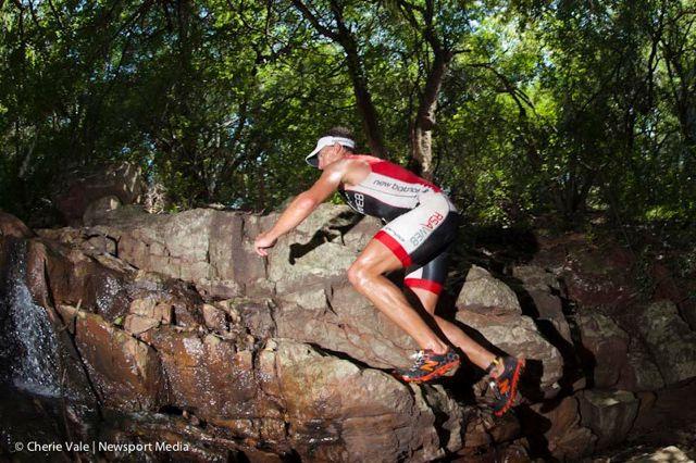 Stuart Marais XTERRA run