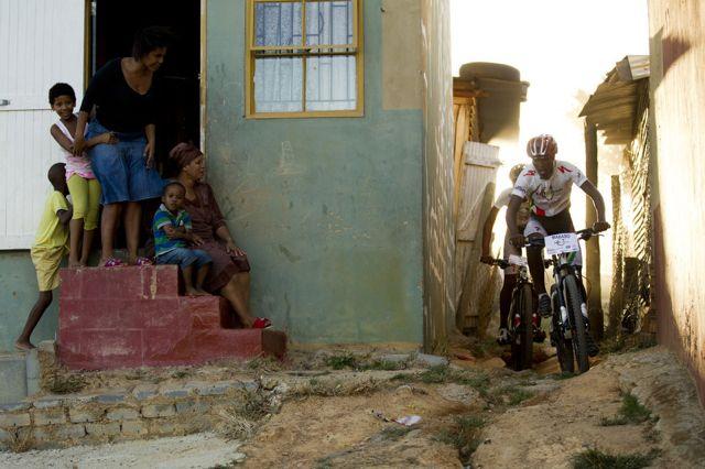 Songo Kayamandi by Gary Perkin