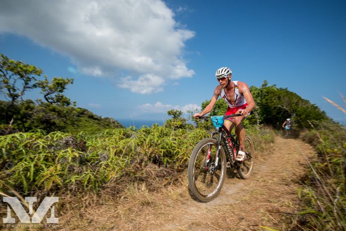 Conrad Stoltz Caveman XTERRA Worlds 2013 Specialized Epic World Cup