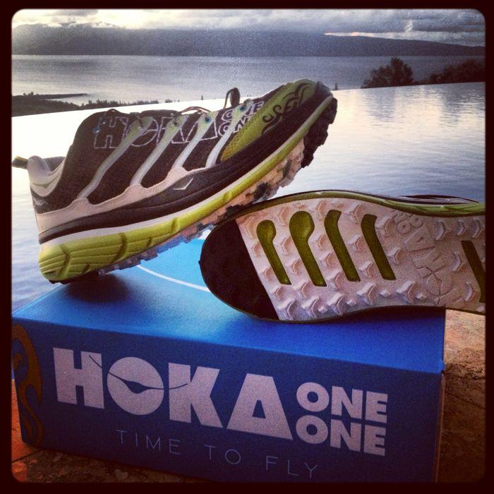 Conrad Stoltz Hoka One One Rapa Nui