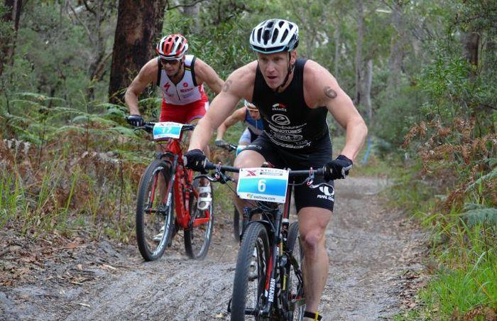 Conrad Stoltz Caveman XTERRA Asia Pacific Champs Australia bike Specialized Sworks Epic Craig Evans