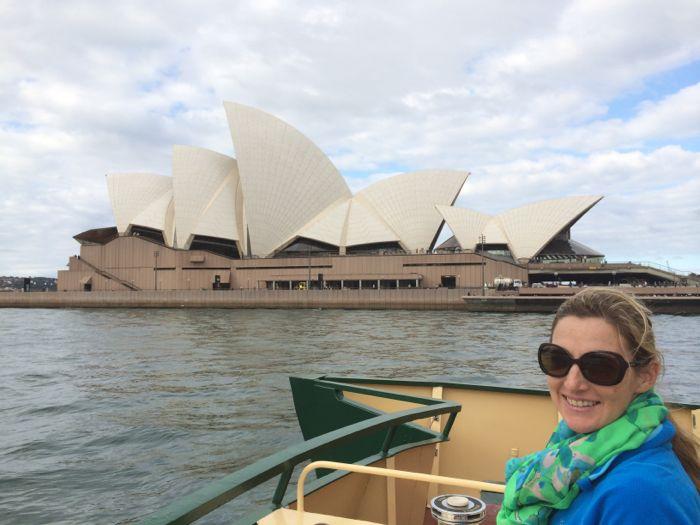 LIezel Stoltz Conrad Sydney Opera House