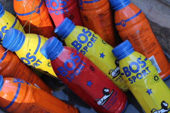 Conrad Stoltz Caveman MTB Skills Clinic Mountain bike skills Specialized BOS Sport drink BosTee