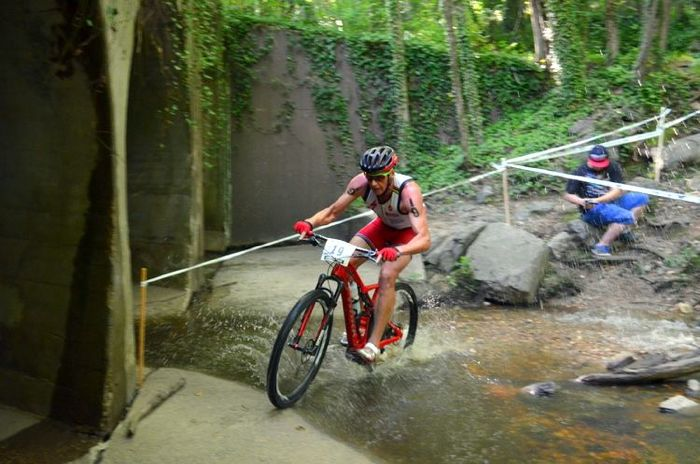 Conrad Stoltz Caveman XTERRA Richmond Specialized Epic Reedy Creek Tunnels