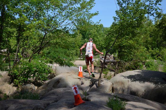 Conrad Stoltz Caveman XTerra Richmond Hoka One One running