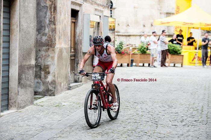 Conrad Stoltz Caveman XTERRA Italy 2014 Secialized