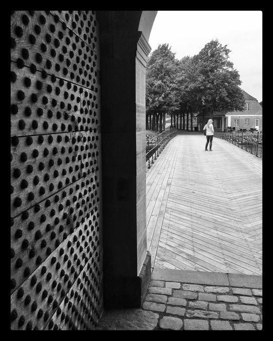 Conrad Stoltz Caveman XTERRA Denmark KronBurg Castle PrincessHotstuff, Liezel Stoltz, B&W