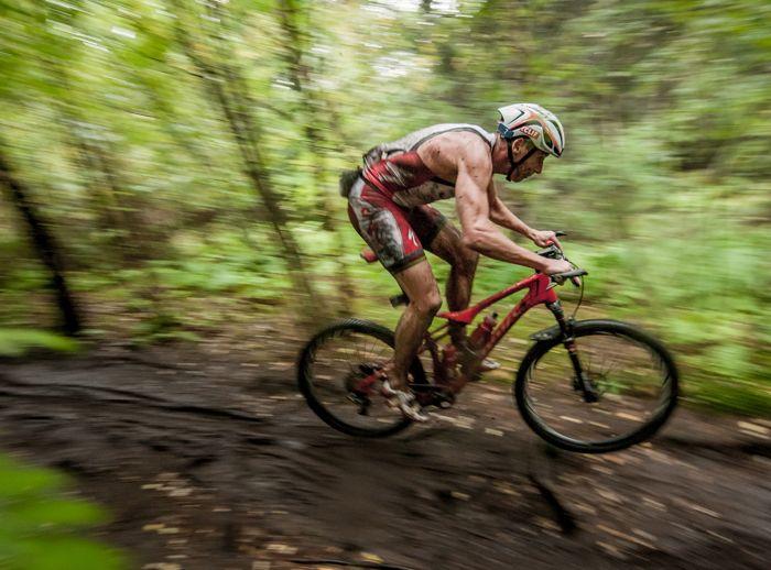 Conrad Stoltz Caveman XTERRA Denmark Specialized, Suunto, Hoka, ClifBar mud riding