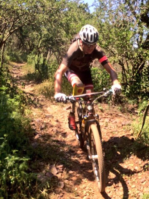 Conrad Stoltz Caveman Skills Clinic Reuben rocks
