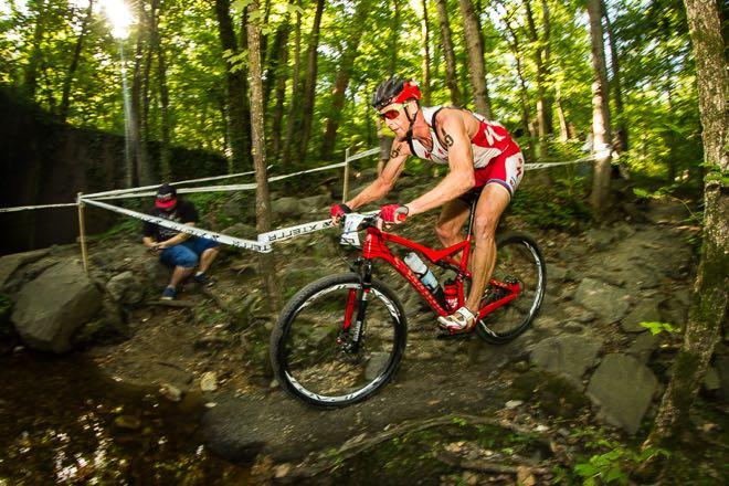 Conrad Stoltz XTERRA Richmond, Mountain bike, Specialized