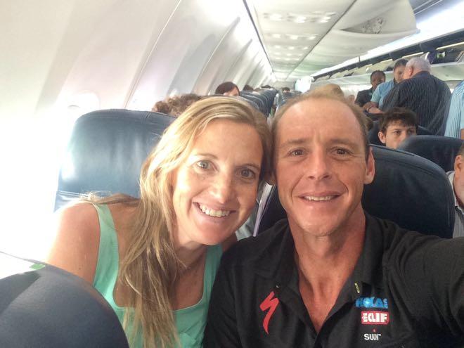 Conrad Stoltz Caveman Liezel Stoltz, #PrincessHotstuff, flight, aeroplane,