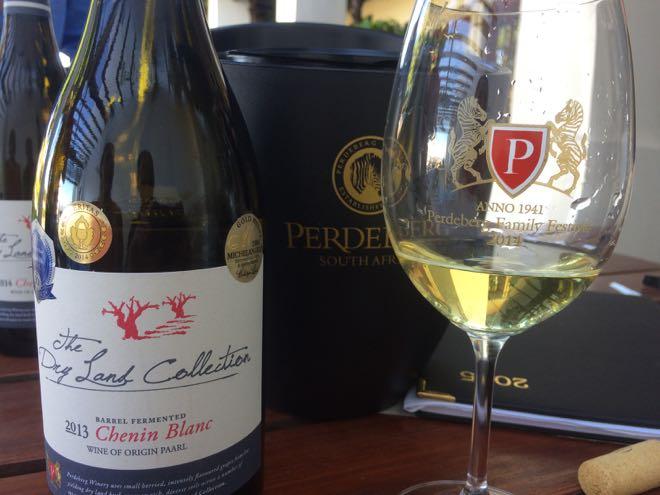 Conrad Stoltz Caveman Perdeberg Winery Chenin Blanc 2013