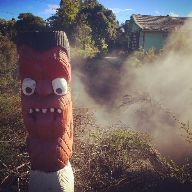 Conrad Stoltz Rotorua Maori Village