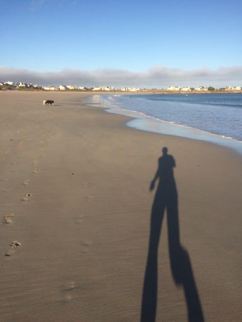 Conrad Stoltz beach running