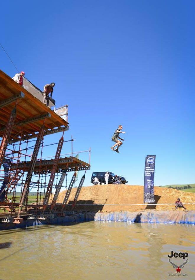 Conrad Stoltz Caveman Warrior Black Ops Elite high jump