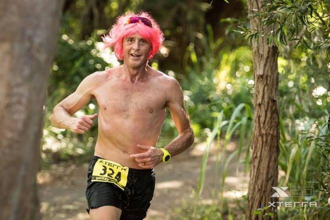 Conrad Stoltz, Caveman, XTERRA, Trail run, Maui, Altra Running, Suunto, Oakley
