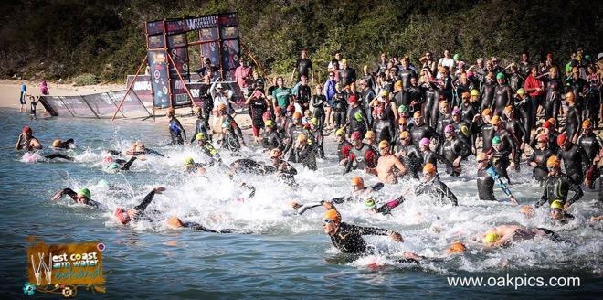 Conrad Stoltz Caveman Swim WestcoastWarmWaterWeekend swim