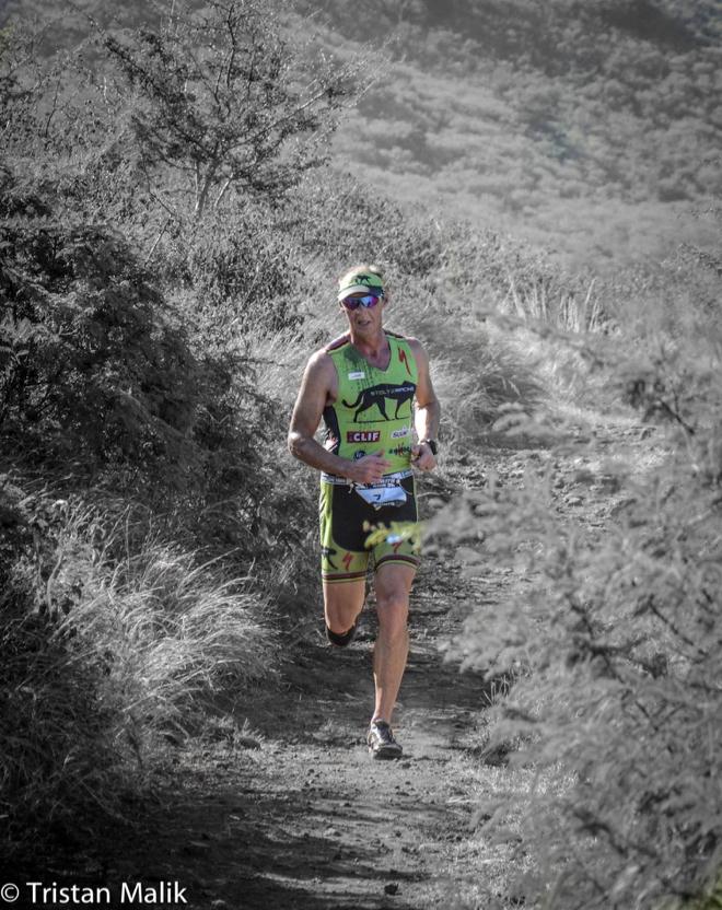 Conrad Stoltz Xterra Reunion run Altra Running